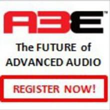 A3E - the Advanced Audio + Applications Exchange