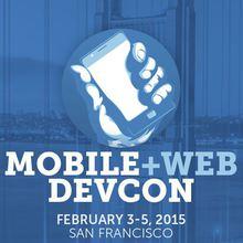 Mobile+Web DevCon 2015