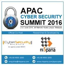 APAC Cyber Security Summit 2016