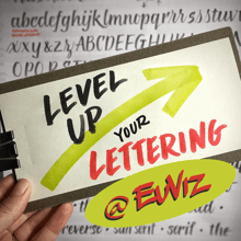Level Up Your Lettering :: EuViz 2018