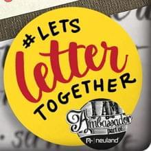 Let's Letter Together :: 1:1 Sessions