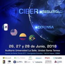 Congreso Internacional Ciberseguridad, Cibercrimen, Cibercriminalidad