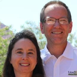 Michael and Laura Pierce