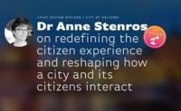 Key Talk 1: Dr. Anne Stenros (City of Helsinki) image