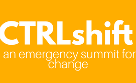 CTRL-shift: An Emergency Summit for Change image