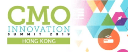4TH CMO INNOVATION SUMMIT HONG KONG