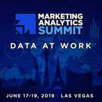 Marketing Analytics Summit Las Vegas 2019