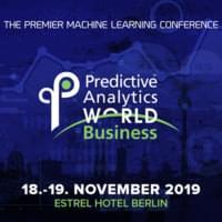 Predictive Analytics World - Berlin 2019